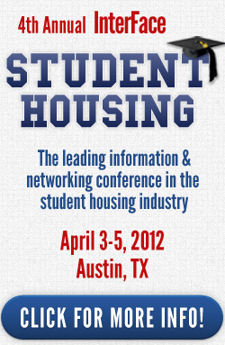 InterFace Student Housing Conference